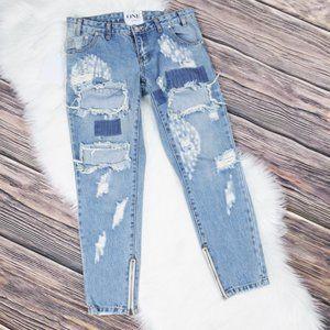 one teaspoon ∙ hustler freebirds jeans